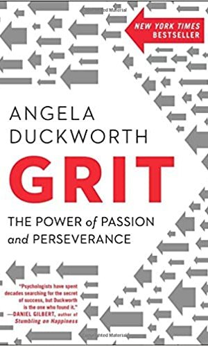 Grit: Power of Passion and Perseverance