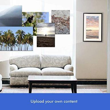 Canvia-Digital-Art-Canvas-Smart-Digital-Frame-11AC-WiFi-16GB-27x18in-Frame-Adv-Full-HD-Display-Powered-by-ArtSense-1-Year-Membership-Subscription-to-Premium-Art-Photography-Library