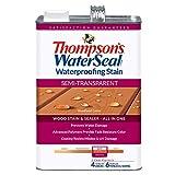 THOMPSONS WATERSEAL TH.042851-16 Semi-Transparent Waterproofing Stain Woodland Cedar