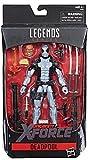 Marvel Legends Uncanny X-Force Deadpool Hascon Exclusive