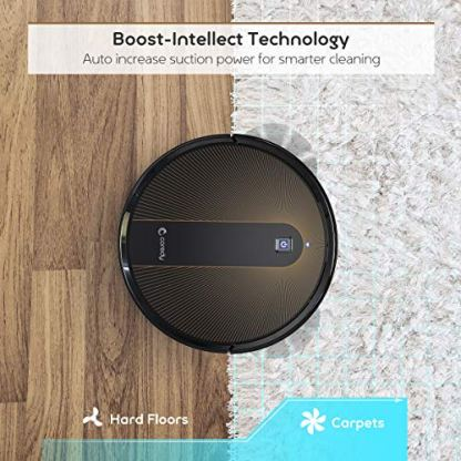 Coredy-R750-Robot-Vacuum-Cleaner-Compatible-with-Alexa-Mopping-System-Boost-Intellect-Virtual-Boundary-Supported-2000Pa-Suction-Super-Thin-Upgraded-Robotic-Vacuums-Cleans-Hard-Floor-to-Carpet