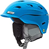 Smith Optics Vantage-Asian Adult Ski Snowmobile Helmet - Matte Oxide/Large