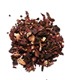 Hibiscus Blooms - 1 Pound - Bulk Hibiscus Tea Flowers, Dried and Cut by Denver Spice
