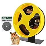 Silent Runner 9' - Exercise Wheel + Cage Attachment