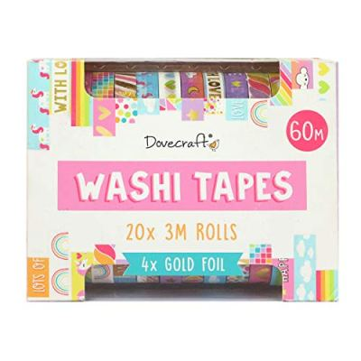 Cintas y Washi Tape