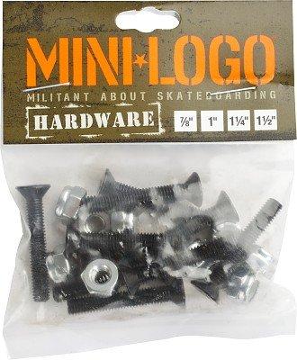 Mini-Logo Skateboard Hardware 1' inch