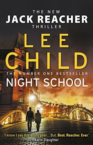 Escuela nocturna (Jack Reacher 21) de Lee Child