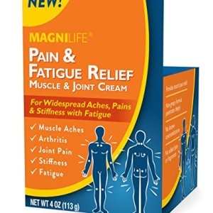 Magni Life Pain and Fatigue Relief Cream, 4 Ounce