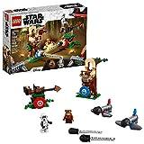 LEGO Star Wars Action Battle Endor Assault 75238 Building Kit, New 2019 (193 Pieces)
