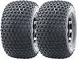 2 New WANDA ATV Tires 22X11-8 22x11x8 4PR P323-10032