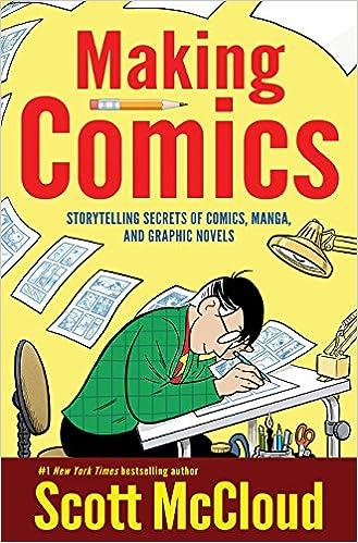 Resultat d'imatges de making comics