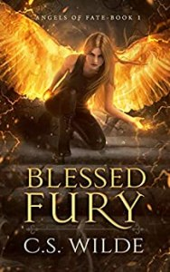 BLESSED FURY by C.S. Wilde