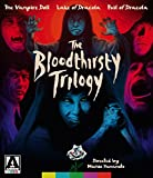 The Bloodthirsty Trilogy (The Vampire Doll, Lake of Dracula, and Evil of Dracula) (2-Disc Special Edition) [Blu-ray]