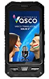 Vasco Translator Solid 4': Electronic Voice Translator, Waterproof, Dustproof, Shockproof
