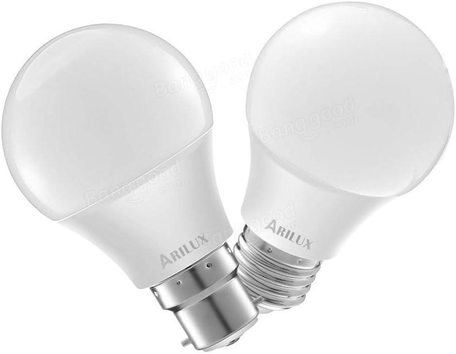 Amazon.com: Bazaar ARILUX AL-B05 E27 B22 4.5W RGBW Bluetooth 4.0 ...