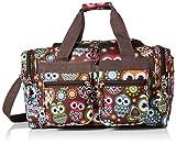 Rockland 19' Tote Bag, Owl