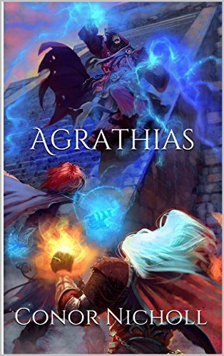 Agrathias by [Nicholl, Conor]