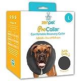 ZenPet Pro Collar Comfy Pet E-Collar For Dogs Large