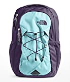 The North Face Women's Jester Laptop Backpack (Mint Blue/Greystone Blue)