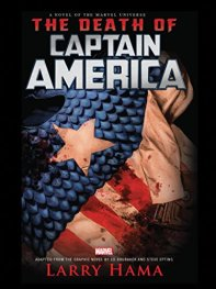 Image result for The Death of Captain america marvel prose