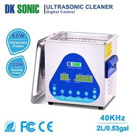 Professional-Ultrasonic-Cleaner-DK-SONIC-Sonic-Cleaner-with-Heater-and-Basket-for-DentureCoinsSmall-Metal-PartsRecordCircuit-BoardDaily-NecessariesTattoo-EquipmentLab-Toolsetc