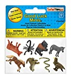 Safari Ltd. Good Luck Minis - Wild West Fun Pack - 8 Pieces - Quality Construction from Phthalate, Lead and BPA Free Materials - for Ages 5 and Up