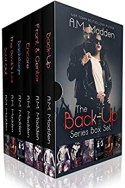 The Back-Up Series Box Set (Books 1-5) by [Madden, A.M.]