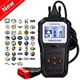 Carantee OBD2 Scanner Professional Universal Automotive Engine Fault Code Reader CAN Diagnostic Scan Tool for All OBDII Protocol Cars Since 1996(Upgraded CT818)¡­