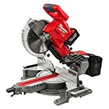 MILWAUKEE ELECTRIC TOOL 2734-21HD M18 Fuel, Dual Bevel, Sliding, Compound Miter Saw, 10'