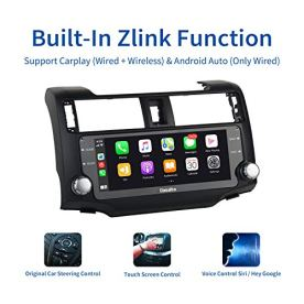 Dasaita-102-Android-100-Car-Stereo-for-Toyota-4Runner-2014-2015-2016-2017-2018-GPS-Radio-Audio-Video-Player-Black-Color-4G-RAM-64G-ROM-Build-in-CarplayAndroid-Auto