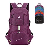 NEEKFOX Packable Lightweight Hiking Daypack 35L Travel Hiking Backpack for Women Men
