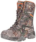 Wolverine Men's Archer 10 inch Insulated Waterproof Hunting Boot, Realtree Extra, 9.5 M US