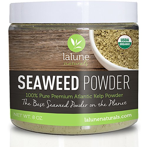 Seaweed Powder for Cellulite