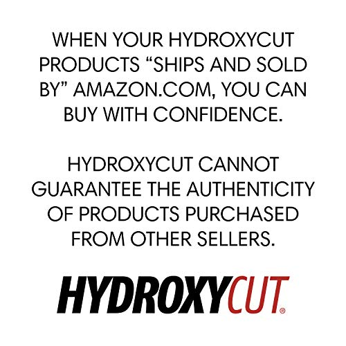 Hydroxycut Hardcore Weight Loss and Energy Supplement, Delivers Extreme Energy & Maximum Intensity, 60 Count 6