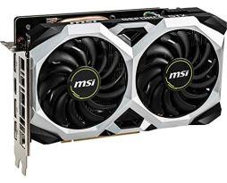 MSI-Gaming-GeForce-GTX-1660-192-Bit-HDMIDP-6GB-GDRR5-HDCP-Support-DirectX-12-Dual-Fan-VR-Ready-OC-Graphics-Card-GTX-1660-VENTUS-XS-6G-OC