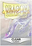 Dragon Shield Protective Sleeves (100-Pack), Clear