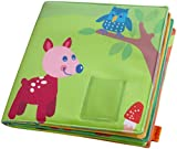 HABA Baby's First Photo Album Friends of the Enchanted Forest - Holds 8 4' x 6' Photos
