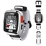 VTech Star Wars First Order Stormtrooper Smartwatch with Camera Amazon Exclusive, White