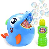 Bubble Machine, Automatic Durable Bubble Blower for Kids, 500 Bubbles per Minute, Simple and Easy to Use