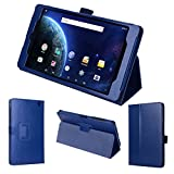 wisers DigiLand DL8006 8' 8-inch Tablet case/Cover, Dark Blue (Navy)