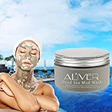 Dead Sea Mud Mask for Face and Body Deep Pore Cleansing, Acne Treatment, Anti Aging and Anti Wrinkle, Organic Natural Facial Mask for Smoother and Softer Skin