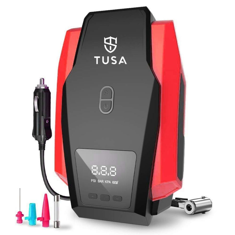 TUSA Digital Car Tyre Infiltrator in Motorcycle Gadgets & Accessories