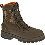 Men's Wolverine Jason EPX Insulated 8' Hunting Boot (10.5 EW in Dark Brown)