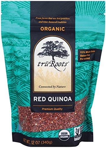 truRoots Organic Red Quinoa, 12 Ounce