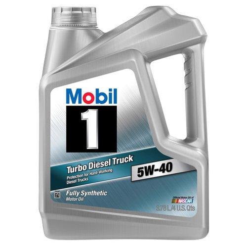 Mobil 1 Turbo Diesel Oil