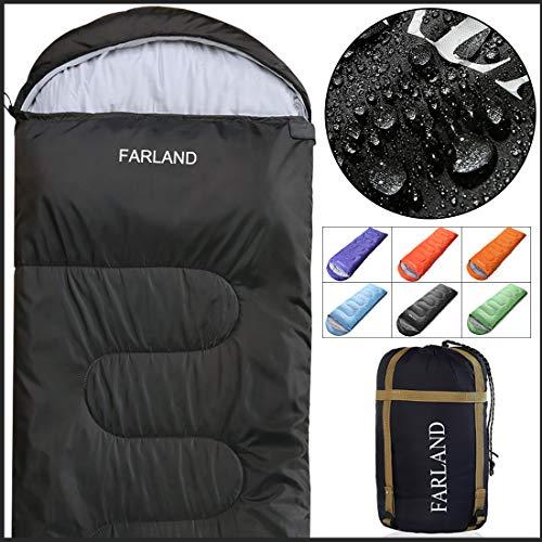 FARLAND Sleeping Bag 0 Degree to 20...