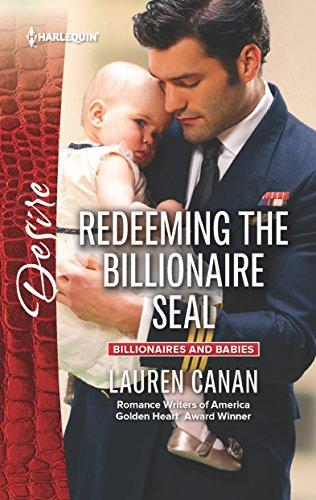 Redeeming the Billionaire SEAL by Lauren Canan