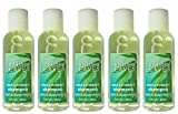 Rainkissed Leaves Toiletry Collection - Set of 5, 2 Ounce Shampoos