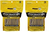 (2 Pack) Indigenous Dental Health Bones Roasted Chicken 17 Ounces each