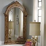 Hooker Furniture Melange Vera Floor Mirror with Jewelry Storage Finish